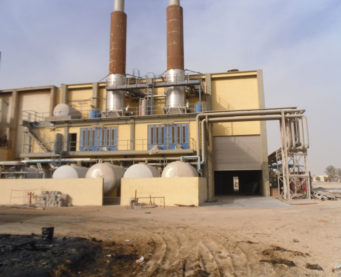 Nouadhibou (Mauritania) power plant extension by IMM