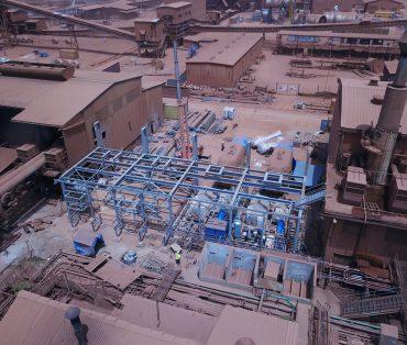 Compagnie des Bauxites de Guinée (CBG) expands its Kamsar power plant with IMM