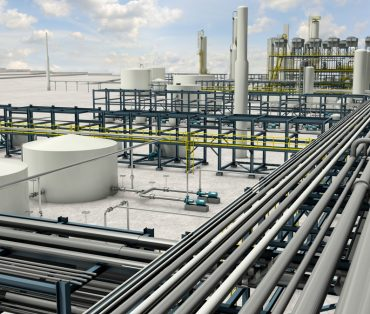Comment IMM optimise les projets de centrales électriques grâce à la 3D