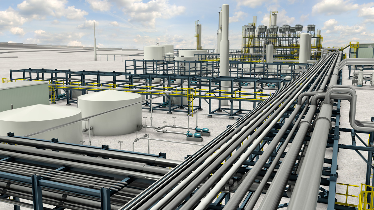 How IMM optimises powerplant projects with 3D