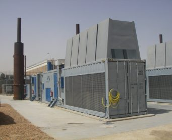 Extension of the ARAFAT plant in Nouakchott in Mauritania by IMM