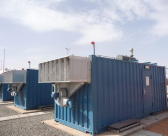 Acquisition of equipment and materials, commissioning of generators for the realisation and/or extension of diesel power plants in Algeria by IMM