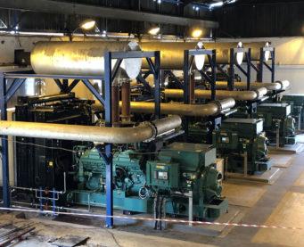 La centrale de Tadjourah à Djibouti par IMM - Flexible Power Solutions