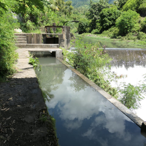 Rehabilitation of the hydro power plant in the Comores Islands by IMM - Flexible Power Solutions