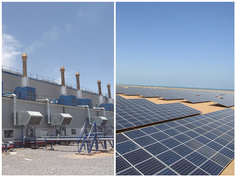 IMM offers solutions for your hybrid power plants in Africa since 1984
