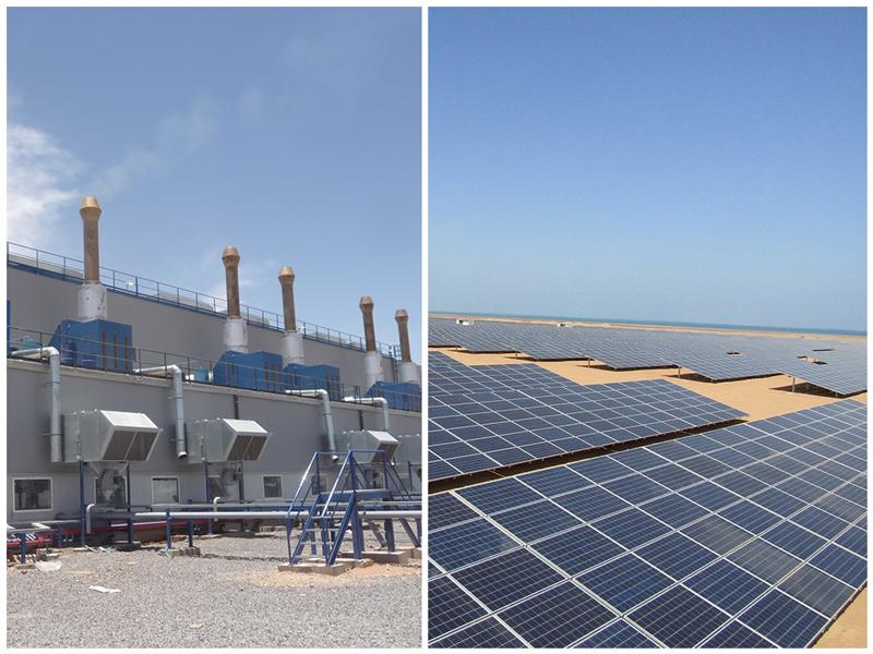 IMM vous propose des solutions pour vos centrales hybrides en Afrique depuis 1984