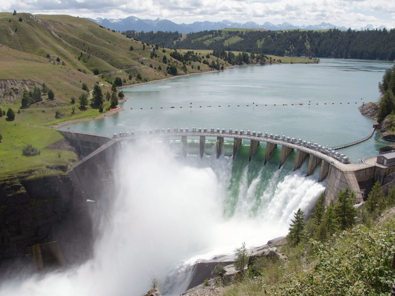 IMM builds hydro power plants in Africa since 1984