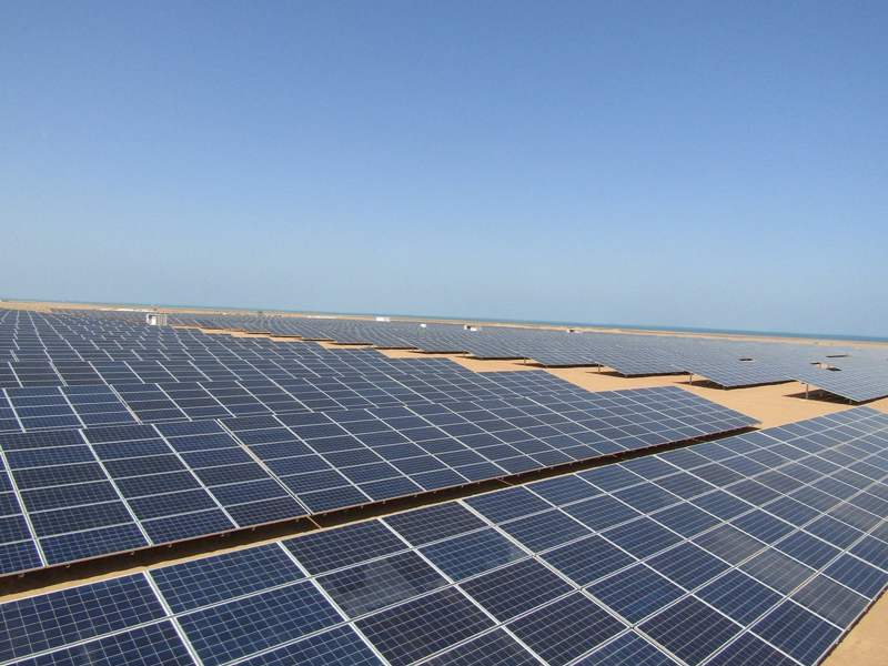 IMM builds PV solar power plants in Africa since 1984