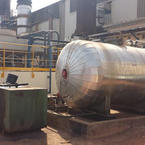 Balingué (Mali) power plant by IMM